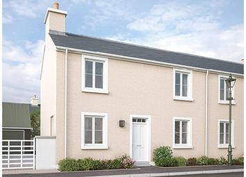 Thumbnail 2 bed semi-detached house for sale in Lochandinty Road, Tornagrain, Inverness