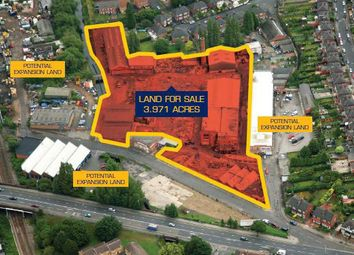 Thumbnail Land for sale in Bobbers Mill - Development Site, Off Alfreton Road, Bobbers Mill
