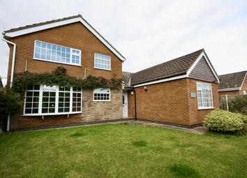 Thumbnail 3 bedroom detached house to rent in Cedar Close, Lincoln, Lincolnshire LN22Rf