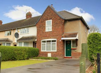 Thumbnail 3 bedroom end terrace house for sale in Cranbrook Avenue, Hull