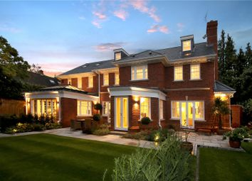 Thumbnail 5 bed detached house for sale in Woodlands Ride, Ascot, Berkshire