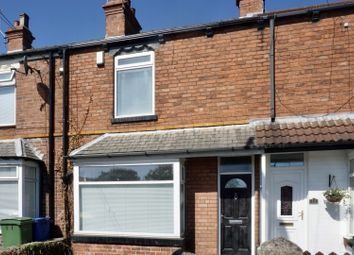 Thumbnail 2 bed terraced house for sale in Wolfreton Road, Anlaby, Hull