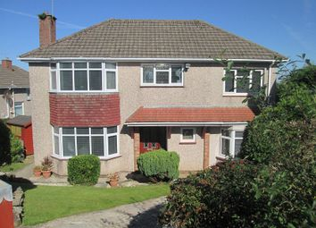 Thumbnail 4 bedroom detached house for sale in Wentworth Crescent, Mayals, Swansea, City And County Of Swansea.