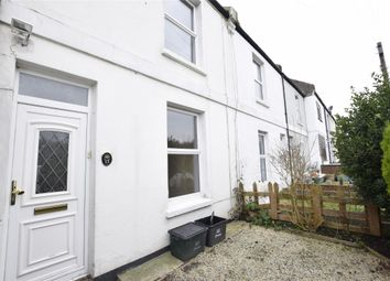 Thumbnail 2 bed terraced house for sale in Little Common Road, Bexhill-On-Sea, East Sussex