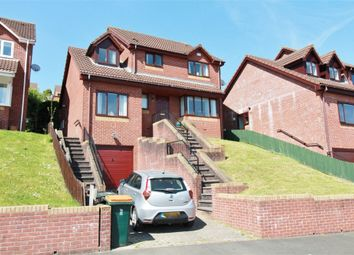 Thumbnail 4 bed detached house for sale in Pollard Close, Caerleon, Newport