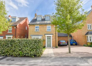 Thumbnail 4 bed link-detached house for sale in Fleming Road, Little Canfield, Dunmow
