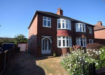Thumbnail 3 bed semi-detached house for sale in Westfield Avenue, Pontefract