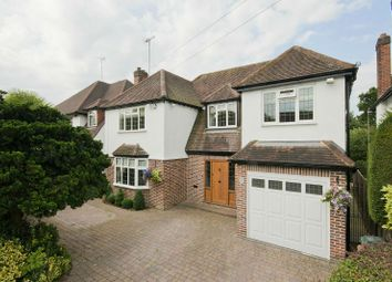 Thumbnail 4 bed detached house for sale in Eastbury Road, Northwood