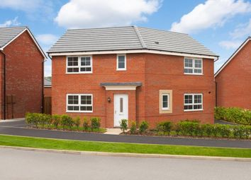 "Thumbnail 3 bedroom detached house for sale in ""Eskdale"" at Harper Close, Warwick"