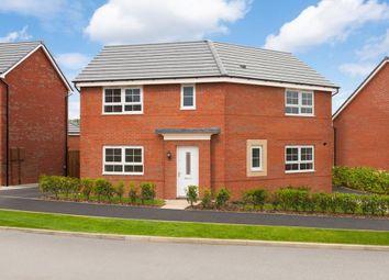 "3 bed detached house for sale in ""Eskdale"" at Harper Close, Warwick CV34"