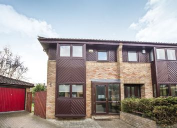 3 bed semi-detached house for sale in Isambard Mews, London E14