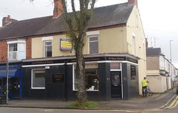 Thumbnail Retail premises for sale in 87 Rockingham Road, Kettering, Northants