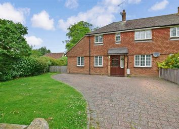 Thumbnail 2 bed semi-detached house for sale in Glebe Close, Smarden, Ashford, Kent