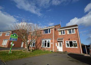 Thumbnail 4 bed semi-detached house for sale in Livingstone Avenue, Perton, Wolverhampton