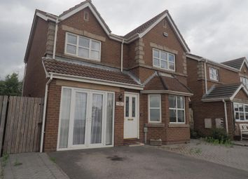 Thumbnail 3 bed detached house for sale in Corinthian Way, Victoria Dock, Hull