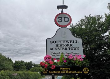 Thumbnail Land for sale in Pollards Lane, Southwell