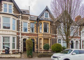 4 bed property for sale in Connaught Road, Roath, Cardiff CF24