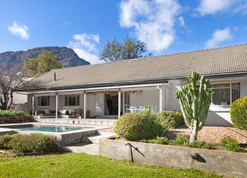 Thumbnail Detached house for sale in South Africa, Franschhoek, Franschhoek