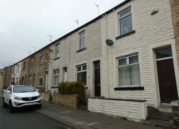 Thumbnail 3 bed terraced house to rent in Wren Street, Burnley, Lancashire