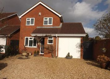 Thumbnail 3 bed detached house for sale in Lynden Close, Bromsgrove