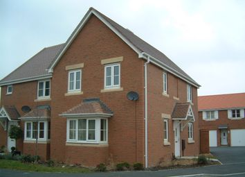 Thumbnail 3 bedroom detached house to rent in Dorney Road, Swindon