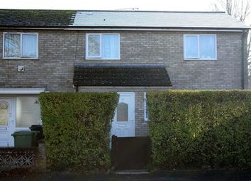 Thumbnail 3 bed end terrace house to rent in Mingay Road, Thetford