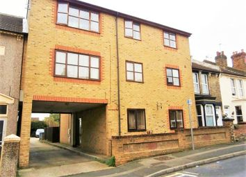 Thumbnail 1 bedroom flat to rent in 34 Beresford Road, Gillingham