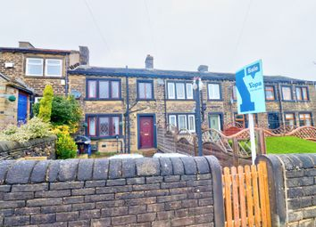 Thumbnail 2 bedroom cottage for sale in East Street, Lindley, Huddersfield