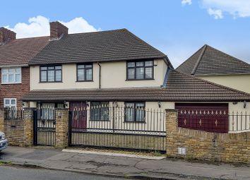 Thumbnail 5 bed semi-detached house for sale in Warrington Road, Dagenham, Essex.
