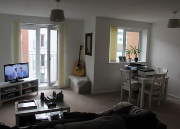 1 bed flat to rent in Brindley House, 1 Elmira Way, Salford M5