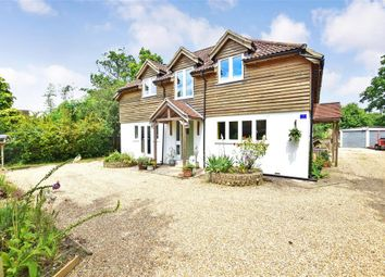 Thumbnail 4 bedroom detached house for sale in Brighton Road, Shermanbury, Horsham, West Sussex