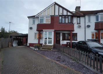 Thumbnail 3 bed end terrace house for sale in Marina Drive, Northfleet, Gravesend