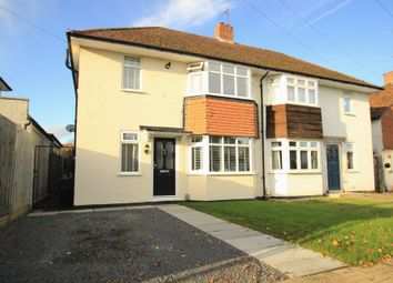 Thumbnail 3 bed semi-detached house for sale in Ramuswood Avenue, Orpington