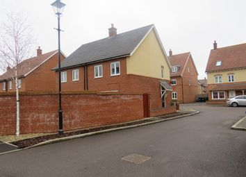 Thumbnail 3 bed semi-detached house for sale in Hilton Close, Kempston, Bedford