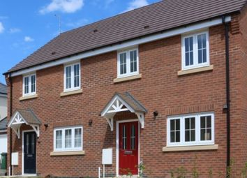 Thumbnail 3 bed semi-detached house for sale in Off Gallus Drive, Hinckley