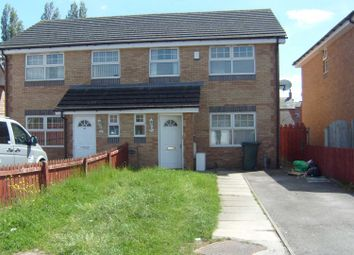Thumbnail 3 bed semi-detached house to rent in Heron Close, Dewsbury
