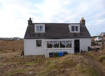 Thumbnail 1 bed detached house for sale in Shawbost, Isle Of Lewis