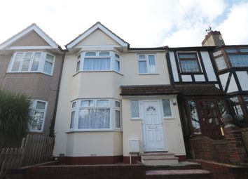 Thumbnail 4 bed terraced house to rent in Sandrycroft, Plumstead