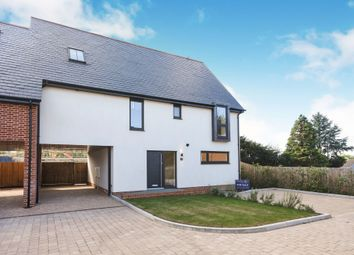 Thumbnail 5 bed semi-detached house for sale in The Whittles, Thaxted, Dunmow
