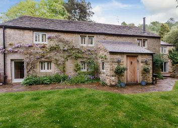 Thumbnail 6 bed farmhouse for sale in Old Brampton Road, Baslow, Bakewell