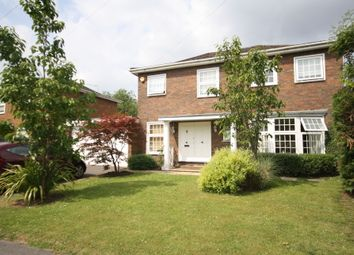 Thumbnail 4 bedroom detached house to rent in Cannock Close, Maidenhead