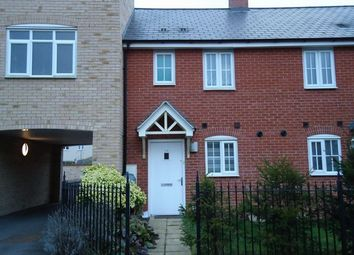 Thumbnail 2 bed link-detached house to rent in Hooper Avenue, Colchester, Essex