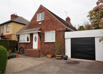 Thumbnail 3 bedroom detached house for sale in Nuncargate Road, Kirkby In Ashfield