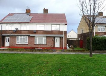 Thumbnail 4 bed semi-detached house to rent in Ruislip Road, Northolt