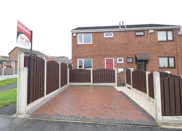 Thumbnail 3 bed end terrace house for sale in Munsbrough Rise, Munsbrough, Rotherham, South Yorkshire