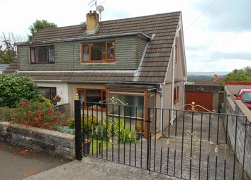 Thumbnail 3 bed semi-detached house for sale in Tegfynydd, Swiss Valley, Llanelli, Carms