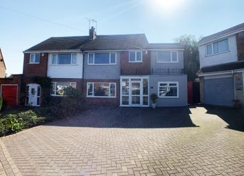 Brownley Road, Shirley, Solihull B90. 4 bed semi-detached house