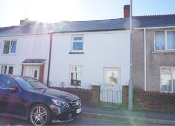 Thumbnail 2 bed terraced house for sale in Vivian Road, Sketty
