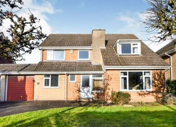 Thumbnail 4 bedroom detached house for sale in Church Street, Scothern, Lincoln