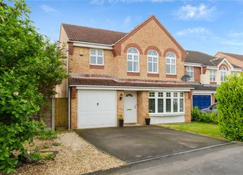 Thumbnail 4 bed detached house for sale in Balmoral Drive, Newark